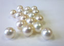 HALF DRILLED FRESHWATER PEARLS
