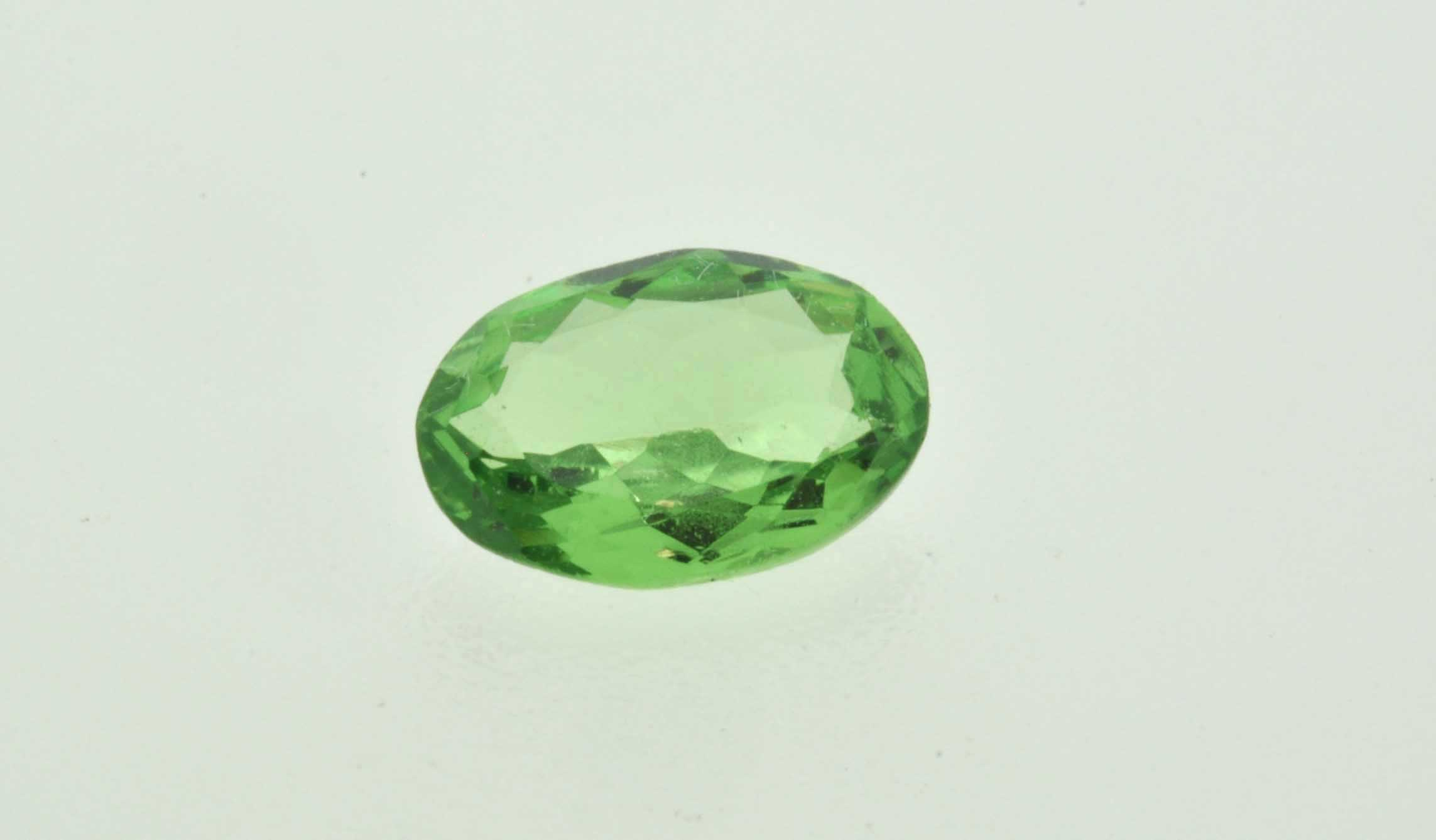 ajs tsavorite gemstone garnets cushion gems articles garnet green at